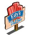 EDY'S Fruit Bars Mastery Sign-icon