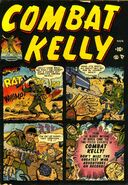 Combat Kelly Vol 1 1