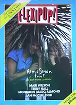 ISSUE 20 flexipop magazine duran duran kim wilde