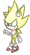 Classic Super Sonic