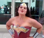 Wonder Woman CC