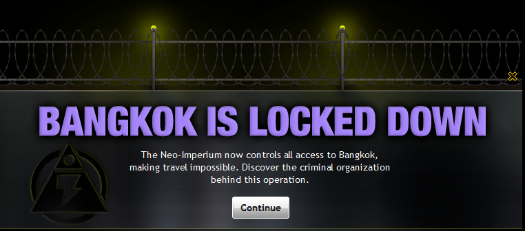Bangkok Locked