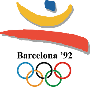 Barcelona olympics 1992 logo