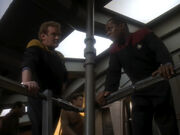 O&#39;Brien &amp; Sisko