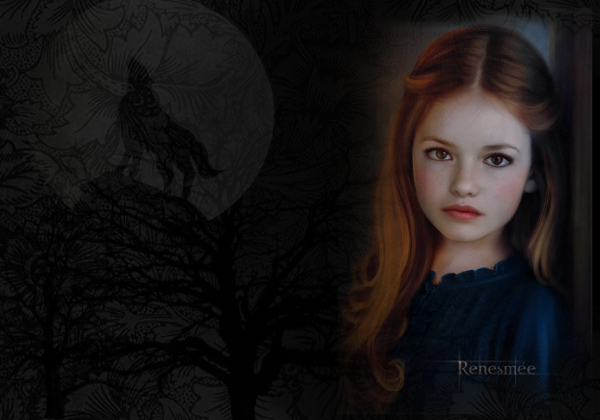 Renesmee wallpaper for BellsCullen