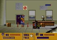 TaleSpin Genesis Screenshot
