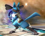 Lucario_ Aura_ Sphere