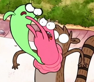 Rigby&#39;s Body