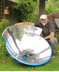 SolarCooker Eco3, 8-11
