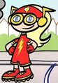 Jesse Quick Tiny Titans 01