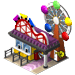 Amusement Park Entrance-icon