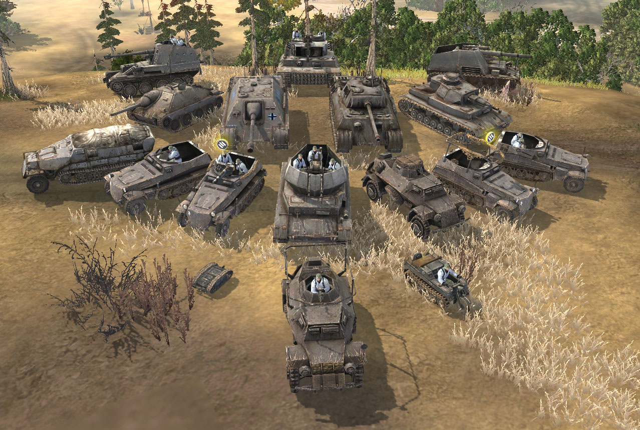 Panzer elite company of heroes wiki relic entertainment s most