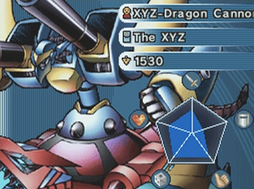 Xyz Dragon Cannon