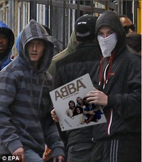 Abba riot