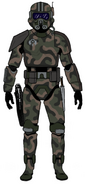 Marine assault armor camo