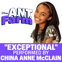 China Anne McClain Exceptional