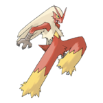 257Blaziken