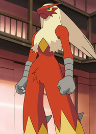 May Blaziken