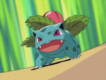 EH15 Ivysaur de Crystal