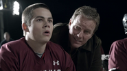 Stiles and dad