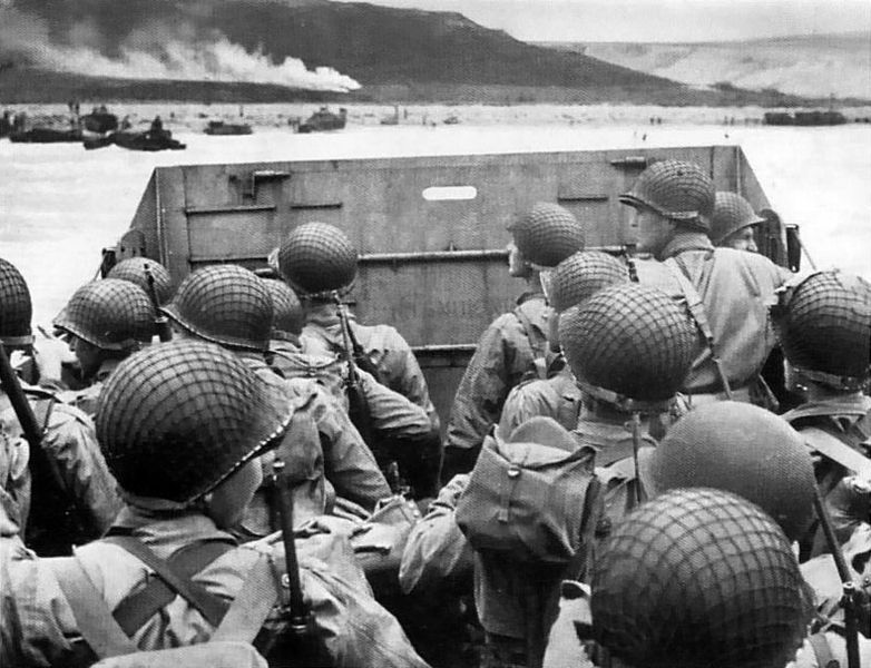 La segunda guerra mundial fue el conflicto armado más grande y