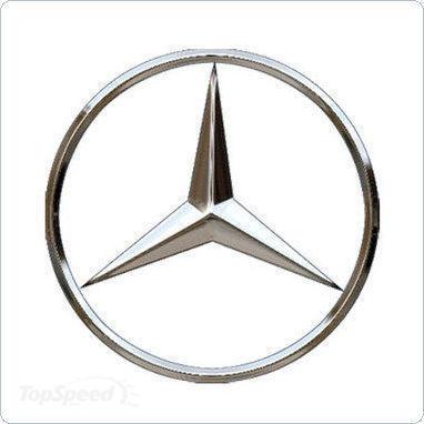 Mercedes emblem peace sign #5