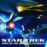 Ships of the Line 2012 solicitation cover