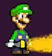 Luigi with torch (SPP)
