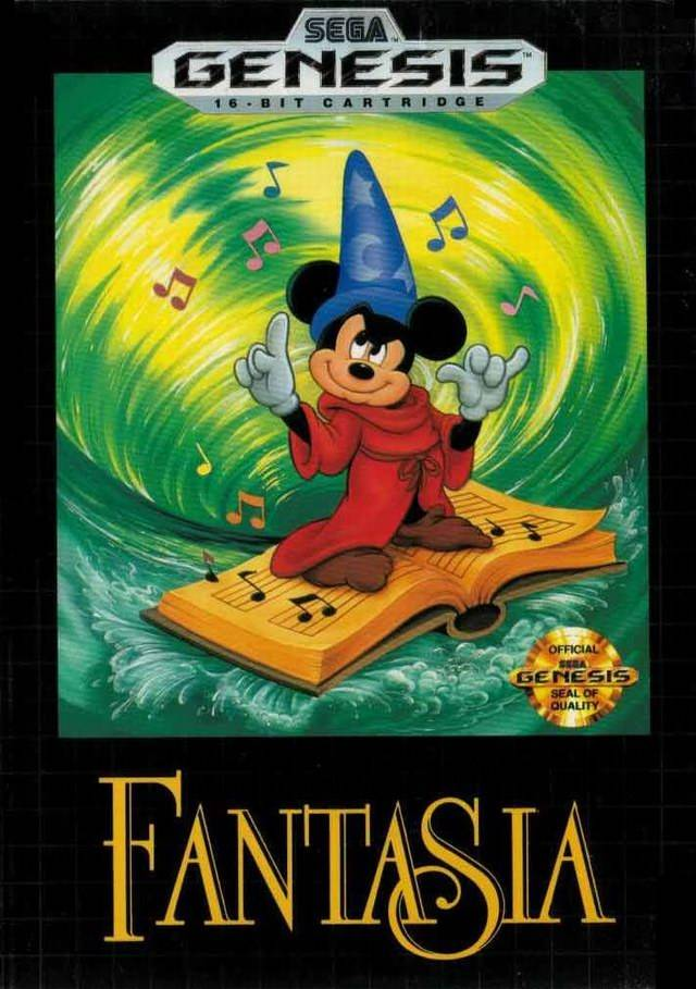 Fantasia (video game) - Disney Wiki