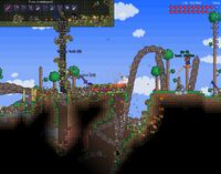 Terraria Mods TShock Multiple Eater of Worlds