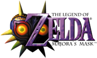 The Legend of Zelda - Majora&#39;s Mask (logo)