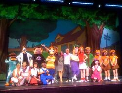 Phineas and Ferb Live Cast