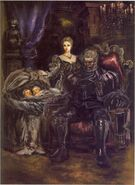 DMC Graphic Edition Sparda Family