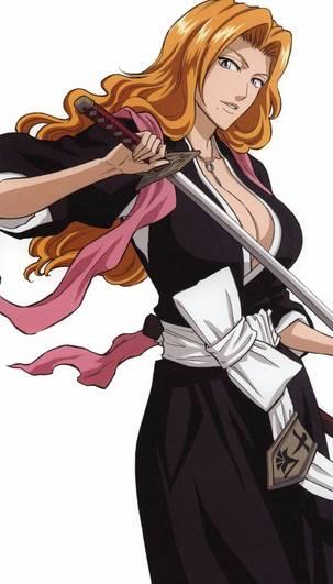 Quina noia de Bleach és la més sexy?? - Página 2 Matsumoto-Rangiku