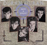 17 save a prayer us B-5438 duran duran discogs discography