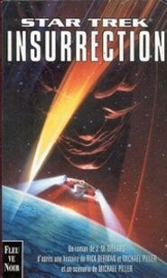 Star Trek insurrection (roman)