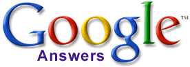 Google Answers logo