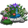 Flowery Fountain-icon