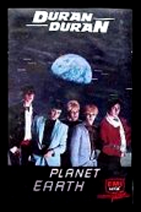 Planet Earth BETA VIDEO duran duran