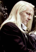 Lucius Malfoy meeting