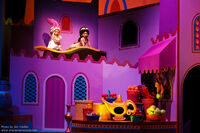 Aladdin It&#39;s a Small World