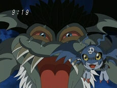 List of Digimon Data Squad episodes 11