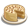 Chardonnay Frosted Cake-icon
