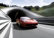 Ferrari-458 Italia 2011 1280x960 wallpaper 09