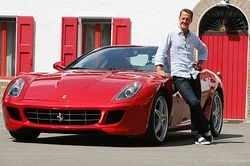 Ferrari-599-gtb-fiorano with michael