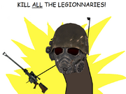 Kill all the legion