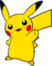 Pikachu (dream world)