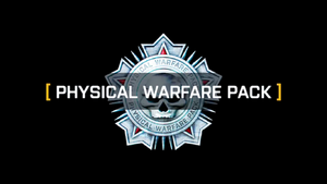 Physical Warfare Pack Trailer