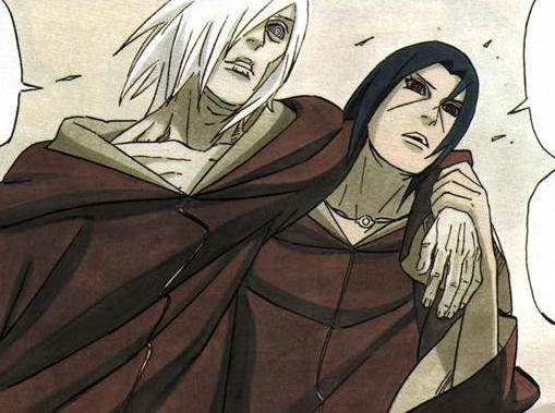 Itachi Uchiha - Villains Wiki - villains, bad guys, comic ...