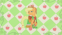 Applejack&#39;s dress S01E14